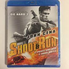 Shoot & Run John Cena Blu-Ray neuf sous blister c6