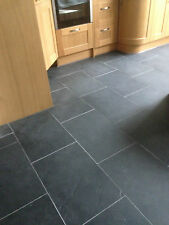 Slate Wall ✔Floor Tiles ✔✔  Black  100x100 Sample ✔10mm thick✔ FREE DELIVERY✔
