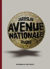 avenue nationale Rudis  Jaroslav Occasion Livre
