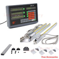 DHL Free Ship,3Axis Digital Readout TTL Linear Scale Kit 150&300&600mm Milling