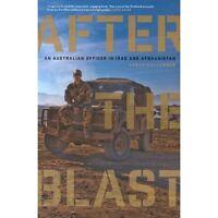 After the Blast An Australian officer in Iraq Afghanistan WAR  by Callender book
