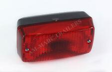 Rear Red Fog Lamp Light  Approved Trailer Car Caravan Towing lights 12-24V lorry