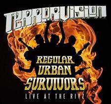 Terrorvision - Regular Urban Survivors Live! (At The Ritz) (NEW CD)