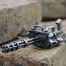 Mini Schlüsselbund Gun Schlüsselanhänger Waffe Anhänger Schlüsselring Maschine