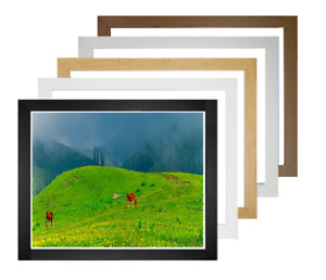 Any Bespoke Size Photo Frame Picture Poster Frames