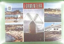 CPA Spain Formentera Windmill Moulin a Vent Windmühle Wiatrak w15