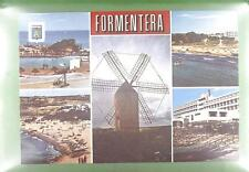 CPA Spain Formentera Windmill Moulin a Vent Windmühle Wiatrak w15