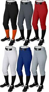 DeMarini Women's Fierce Belted Fastpitch Softball Pant WTD3040