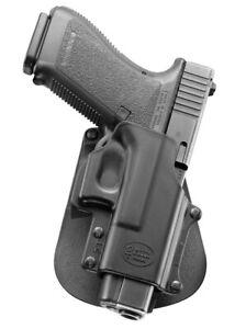 New GL4 Fobus Black Paddle Holster for Glock 29, 30 Right Hand New Design!!