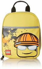 LEGO CITY MINIFIGURE PVC & Lead-Safe Insulated Vertical Lunch Tote Box Bag