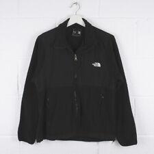 Vintage THE NORTH FACE Black Fleece Jacket Size Womens Medium /R61075