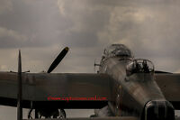 RAF BBMF AVRO Lancaster A4 Hahnemuhle 308 gsm photographic print