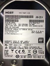 HGST WESTER DIGITAL Ultrastar 7k4000 4TB 7200rpm 3.5'' 64mb Buf HUS724040ALE640
