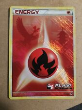 Fire Energy 89/95 League Promo Call of Legends - Holo NM Pokemon Ho-OH