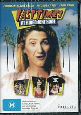 FAST TIMES AT RIDGEMONT HIGH - SEAN PENN - NEW REGION 4 DVD FREE LOCAL POST