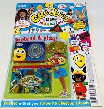 CBeebies Magazine #555 With AMAZING FREE GIFT! (BRAND NEW)
