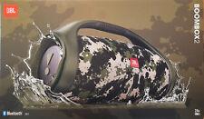 JBL Boombox 2 Camouflage Bluetooth Lautsprecher Squad Wasserdicht NEU & OVP***