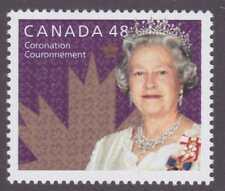 CANADA 2003 #1987 50th Anniversary of QEII Coronation - MNH