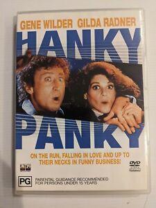 Hanky Panky DVD