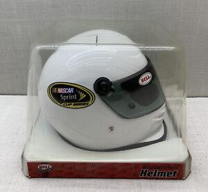 NASCAR Sprint Cup Series Mini White Collector's Helmet NEW!