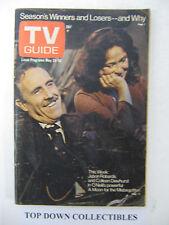 TV Guide   May , 24-30  1975   Jason Robards/Colleen Dewhurst.Arlene Francis