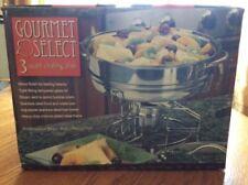 Bandeja calentadora para buffet