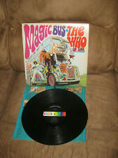 "1968 The Who LP-Magic Bus- ""mf'd by DECCA""..EX Vinyl..Stereophonic"
