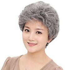 Bestung Wig, short, silver gray, classic cap #W100509,color 2/102*NWT*