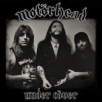 MOTÖRHEAD - UNDER CÖVER (BOX SET) 1CD,1LP,BUCH,AUFNÄHER  VINYL LP+CD NEU