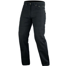 Draggin Classic Kevlar Motorcycle Jeans Black 32