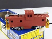 AHM 5485 Custom Painted  Extended Vision Caboose  HO Scale
