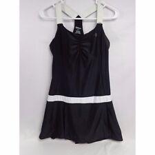 Wilson Tea Lawn Dress Tennis Dress (WRA350700) Black & White small