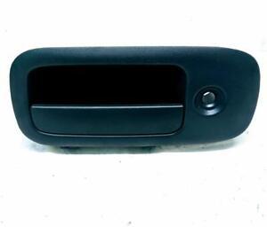 GM 15025629 Exterior Dark Gray Textured Door Handle Fits Daewoo Leganza Nubria