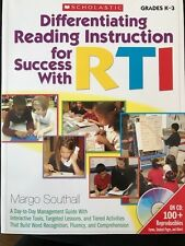 Differentiating Reading Instruction for Success with RTI : A Day-to-Day...