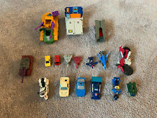 Mixed Lot Of Transformers & Gobots 1980s