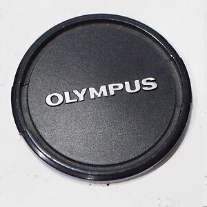 Olympus OM 49mm lens cap, Genuine Olympus OM Zuiko camera lens cap