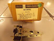 "*New Old Stock* ITT S45A7A1A1 3"" 60-140⁰F Fan Control Element"