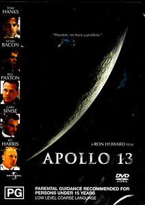 Apollo 13 - Rare DVD Aus Stock New Region 2,4