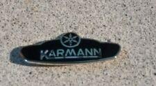 VW MAGGIOLINO MAGGIOLONE BEETLE CABRIO KARMANN LOGO BADGE EMBLEM EMBLEMA