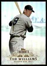 2013 Topps Tribute Ted Williams #30