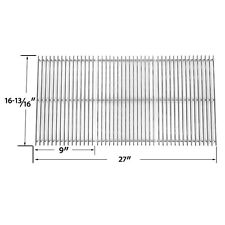 SS cooking grid for Backyard Classic BY14-101-001-05,Home Depot 463250108 models