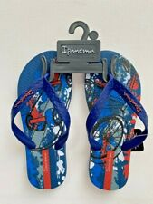 Ipanema Boy's Flip Flop Sandals Blue ( US 13/1 )