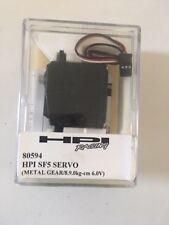 HPI Savage SF5 Servo w/ Metal Gear/8.9kg-cm 6.0V 80594