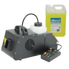QTX fh-700 700w Mini humo Neblina DJ DISCO Bandas mando a distancia & 5l Fluido