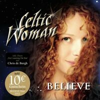 "CELTIC WOMAN ""BELIEVE "" CD+DVD NEW"