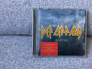 Def leppard best of cd 80s 90s