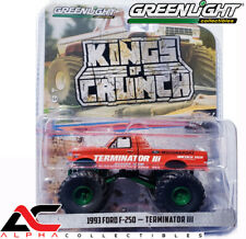 CHASE GREENLIGHT 49070E 1:64 1993 FORD F250 TERMINATOR 3 MONSTER TRUCK