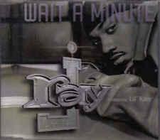 Ray J feat Lil Kim-Wait A Minute cd maxi single