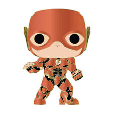 Funko Pop Pin Justice League The Flash Figure New In Stock
