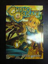 Chrono Crusade Band 5, Carlsen Comics, Moriyama, sehr gut